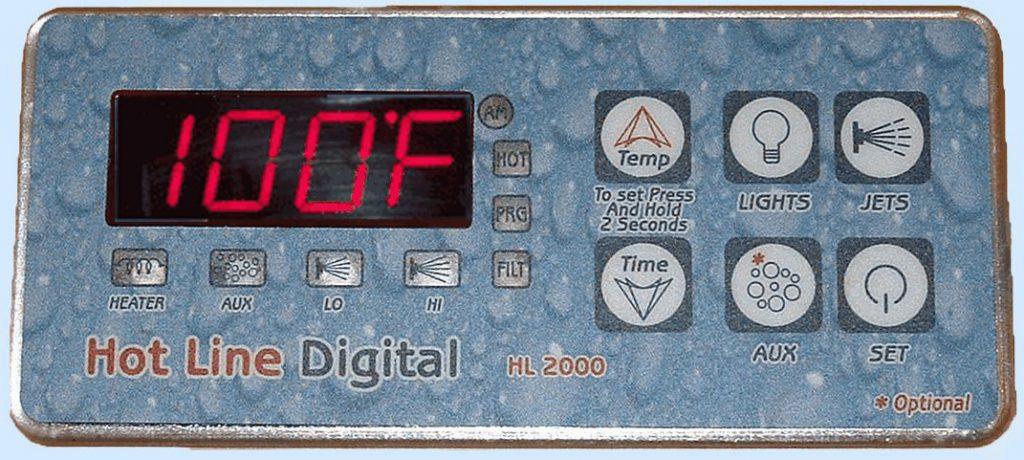 digital jacuzzi thermostat johannesburg